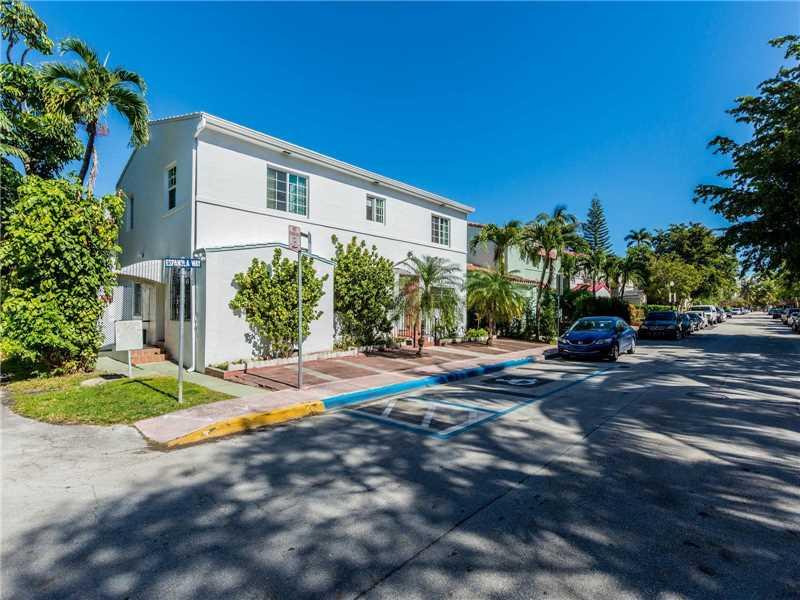 Homes For Sale Espanola Way Miami Beach