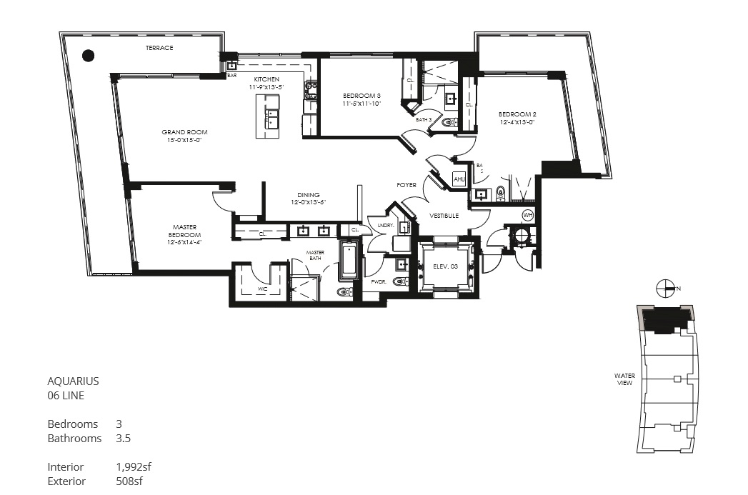 Aquarius 15 Condos 2 Sold Amp Pending Sales Aquarius 15