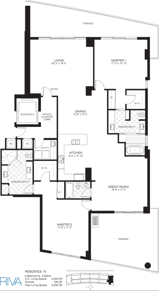 Riva Condos 18 For Sale Riva 1180 Federal Hwy Fort